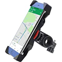 Mobile Phone Holder, Bicycle, Universal Bicycle Mobile Phone Holder, 360° Rotatable Mobile Phone Holder, Bicycle GPS for…