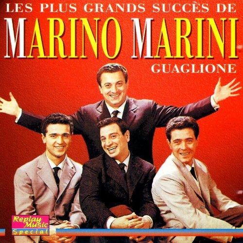 Les Plus Grands Succès De Marino Marini: Guaglione Plus Marine
