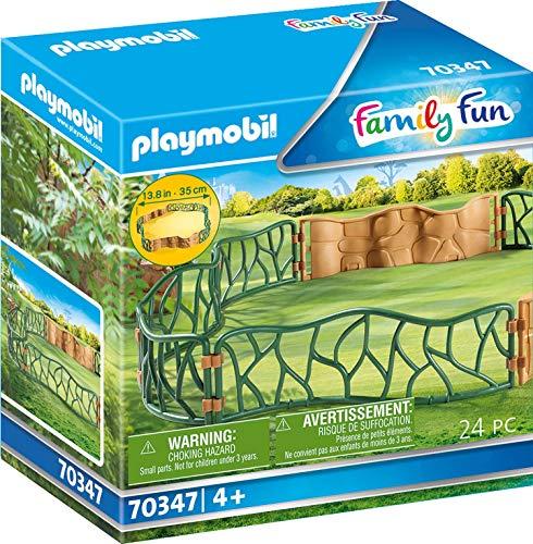 Playmobil- Recinto dello Zoo, 70347