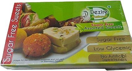 Dezire LG Natural Diabetics Sugarless Assorted Spl 500 Grams