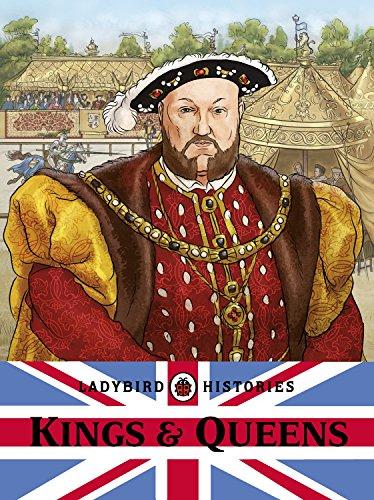 Ladybird Histories: Kings and Queens