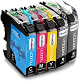 OfficeWorld Replacement for Brother LC223 Ink Cartridges Compatible for Brother MFC-J680DW MFC-J5620DW DCP-J562DW DCP-J4120DW MFC-J4420DW MFC-J4620DW MFC-J5320DW MFC-J480DW J880DW J4625DW J5625DW