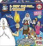 Educa Borrás - 17353.0 - Mini Jeu Il Etait Une Fois… L' Homme