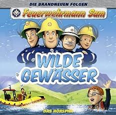 Feuerwehrmann Sam - Wilde Gewässer Hörspiel (Staffel 7 Teil 2)