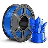SUNLU PLA+ Filament 1.75mm for 3D Printer & 3D Pens, 1KG (2.2LBS) PLA+ 3D Printer Filament Tolerance Accuracy +/- 0.02 mm, Bl