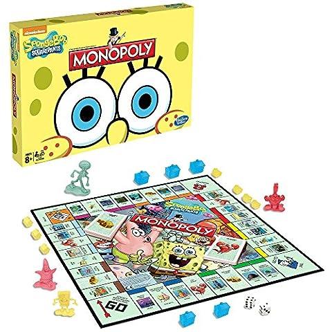 Monopoly Nickelodeon SpongeBob Squarepants by