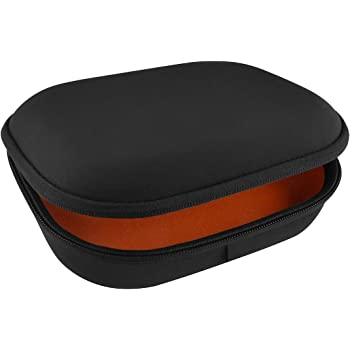 Geekria Hard Carrying Case for Skullcandy HESH 3 Wireless Over the Ear  Headphone Case   Travel Bag with Space for Cable, AMP, Parts, and  Accessories (Black) 1451a2cd5a