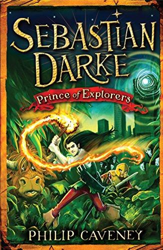 Sebastian Darke: Prince of Explorers (Beauty Sleeping Tiara)