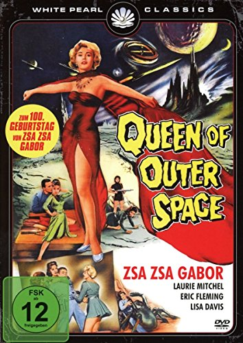Bild von Queen of outer Space - Kinofassung (digital remastered)