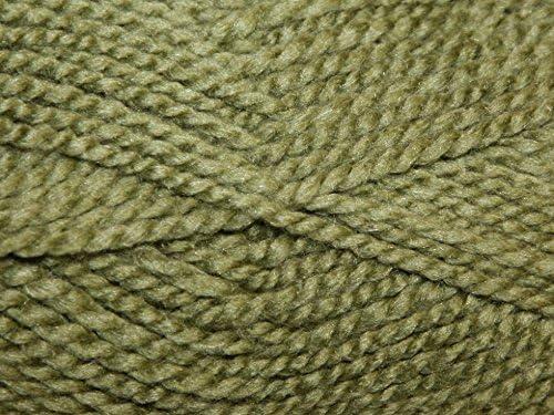King Cole New Magnum Knitting Yarn Chunky Chunky Chunky 1445 Khaki - per 100 gramme ball B01B7V74BI 9f4414