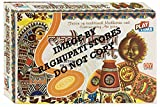 #7: Madhubani Art Game for kids, Craft kits, Do it yourself, Drawing Painting kit Paint and color, DIY Activity game