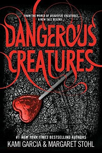 Buchseite und Rezensionen zu 'Dangerous Creatures (English Edition)' von Kami Garcia