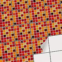 Suchergebnis Auf Amazonde Für Rote Fliesen Küche Haushalt Wohnen - Bodenfliesen 15x15 rot