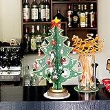Mini Holz Weihnachtsbaum Kunstbaum Christbaum Tannenbaum Weihnachtsdeko Weihnachten Deko Geschenk