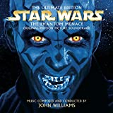 Star Wars Episode I: The Phantom Menace  (Bande Originale du Film)