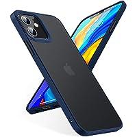 TORRAS Unzerstörbar für iPhone 12 Mini Hülle (Echtes Militär Stoßfest) Sehr Dünn High-End Matte Handyhülle iPhone 12…
