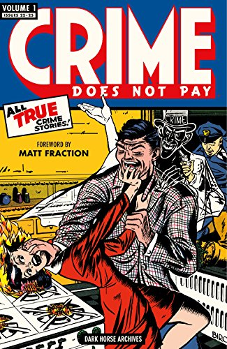 Crime Does Not Pay Archives Volume 1 (English Edition)