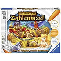 Ravensburger-00512-Tiptoi-Spiel-Das-Geheimnis-der-Zahleninsel Ravensburger tiptoi 00512 – Das Geheimnis der Zahleninsel -
