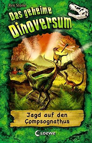 Cover des Mediums: Jagd auf den Compsognathus