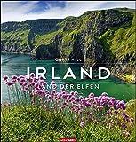 Irland: Land der Elfen. Wandkalender 2020. Monatskalendarium. Spiralbindung. Format 46 x 48 cm