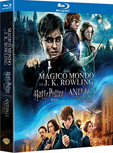 Wizarding World 9 Film Collection (9 Blu-Ray)