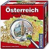 Kosmos 690854 Österreich - Finden Sie Winden?
