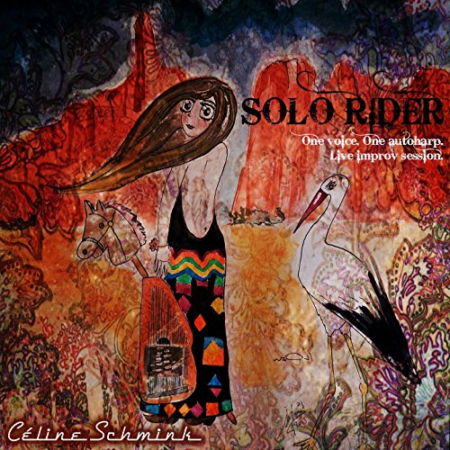 Solo Rider (One Voice, One Autoharp & Live Improv Session)
