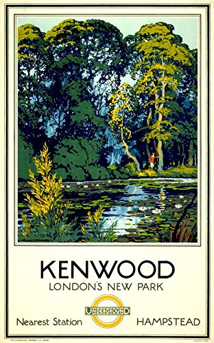 london-underground-kenwood-londons-new-park-wonderful-a4-glossy-art-print-taken-from-a-rare-vintage-