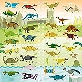 Dinosauri-mezzi-matti
