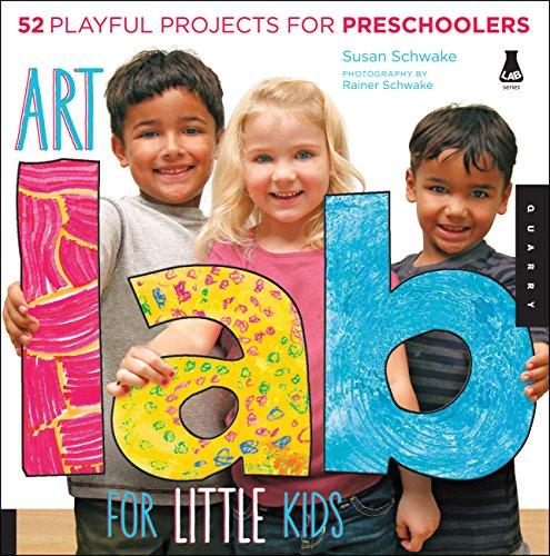 Art Lab for Little Kids (Für Kunst Kunsthandwerk Kindergarten Den Und)