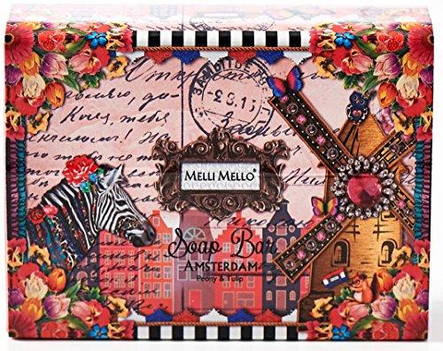 Melli Mello Handseife Amsterdam, 1er Pack (1 x 200 g)