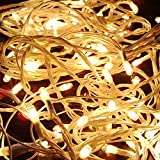 #6: SFL Yellow Colored Decorative RICE LED Lights, 7 metre Long