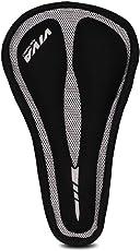 Viva VB-6106 Saddle Cover Gel (Black/White)