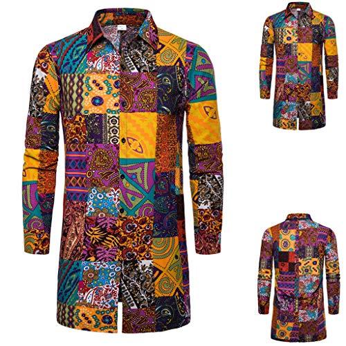 US $110.2 24% di SCONTO|Vintage casuale sottile lungo cappotto di lana uomo giacche e cappotti mens doppio petto cappotti di lana inverno trench
