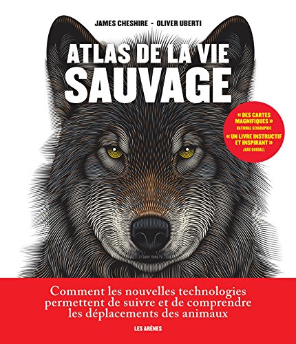Descargar Libro Atlas de la vie sauvage de James Cheshire