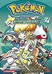 Pokémon Rouge Feu et Vert Feuille / Émeraude Edition simple Tome 4