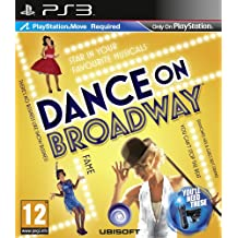 Dance on Broadway - Move Required (PS3) [Importación inglesa]