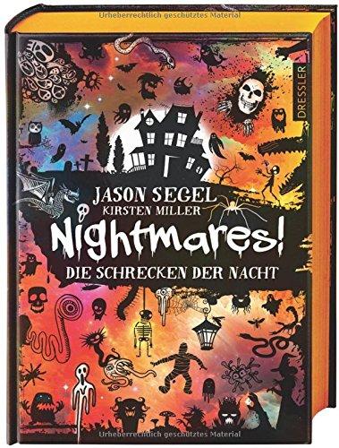 Buchseite und Rezensionen zu 'Nightmares!' von Jason Segel