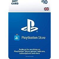 PlayStation PSN Card 10 GBP Wallet Top Up | PS5/PS4/PS3 | PSN Download Code - UK account