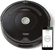 iRobot Roomba 671, Aspirateur Robot pour Tapis et Sols Durs, Capteurs de Poussière Dirt Detect, Système de Nettoyage en 3 Éta