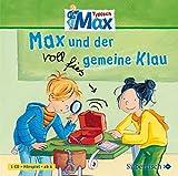 Max und der voll fies gemeine Klau: 1 CD (Typisch Max, Band 1)