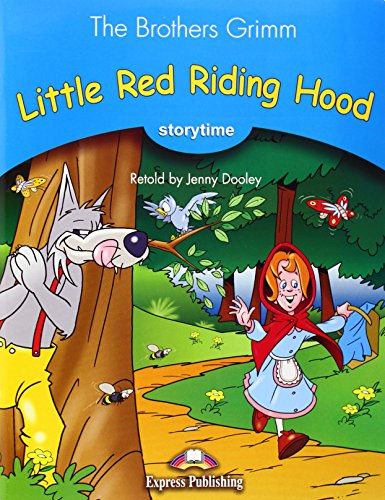 Little Red Riding Hood Set with Multi-rom Pal (audio CD/DVD-rom)