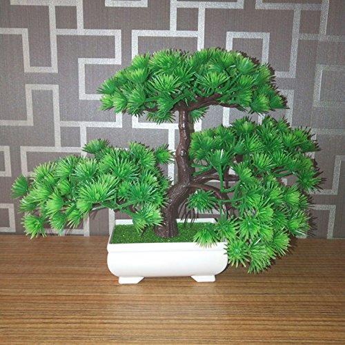 jianbo Künstliche pflanzen,Japanischer Pinien Mit Schale ,Home Hochzeit Dekoration /Lucky Deko , #13 (Künstliche Pflanze Japanische)