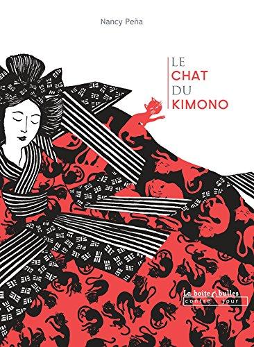 Le Chat du kimono T1