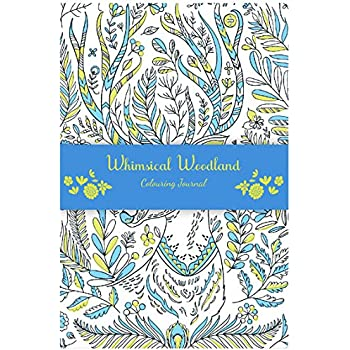 Peacock Robert Frederick Adult Colouring Journal