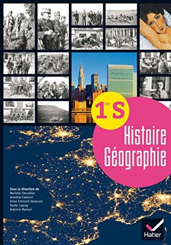 Histoire Gographie 1re S d. 2015 - Manuel de l'lve