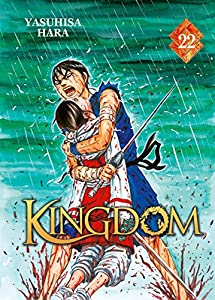 Kingdom Edition simple Tome 22
