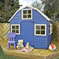Childrens Wooden Dutch Barn Playhouse 6 x 6 OGD084