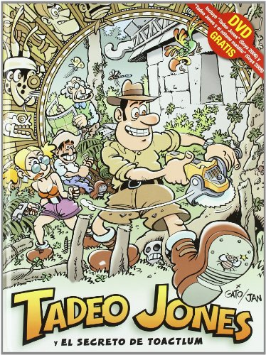 Comic Tadeo Jones por Aa.Vv.