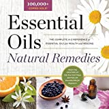 """I would recommend this book to anyone new to the world of essential oils or those looking to improve their knowledge. It is great for quick consultation and provides a wealth of information.""-Kate, Amazon Verified Purchase   The healing potential..."